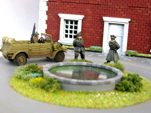28mm 1:56 World War 2 Europe