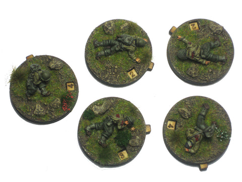 New Release Quot Dial Counters Quot Pin Markers Gaming Aid