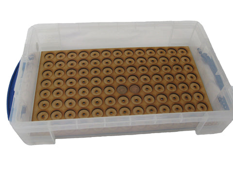 Storage Tray ( Box liner for 104 Models ) On 1p
