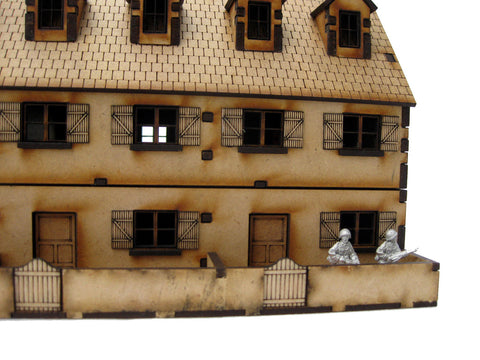 "20mm 1:72 ""The Terrace"""