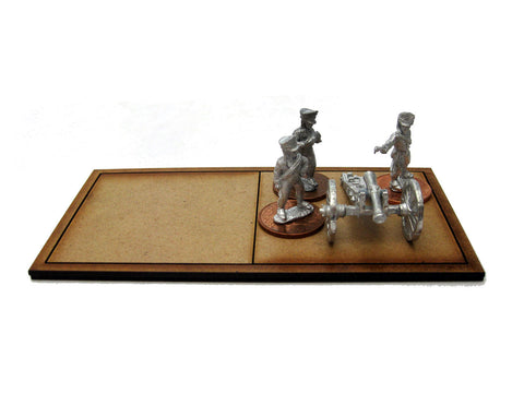 Artillery Movement Tray 1 160mm x 80mm