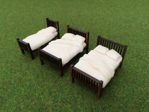 "28mm 1:56 ""Bed Set A1"""