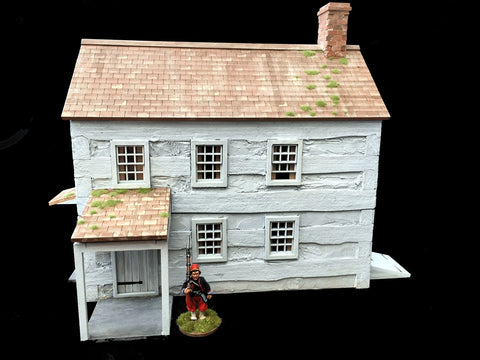 "28mm 1:56 New World ""Farmhouse"""