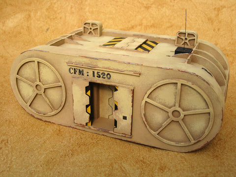 "28mm 1:56 Sci-Fi ""Living Quarters"""