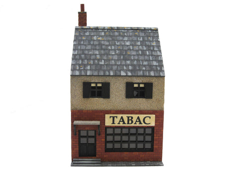 "28mm 1:56 ""Tabac"" tobacconist shop"