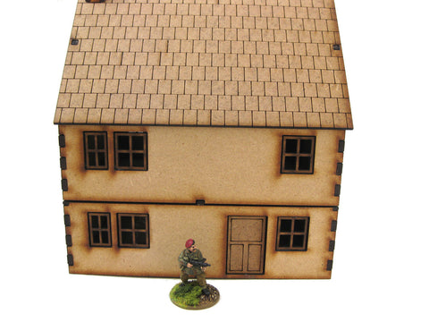 "28mm 1:56 ""Intact House"""