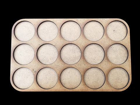 15 Man Movement Tray (25mm bases)