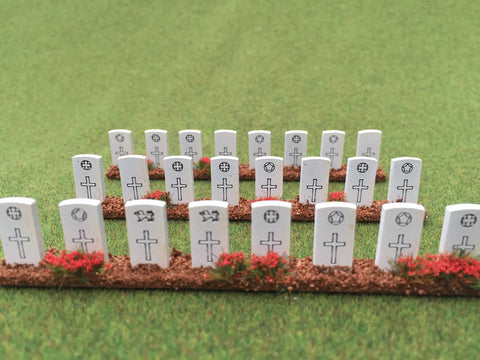 "28mm 1:56 ""Headstones"""