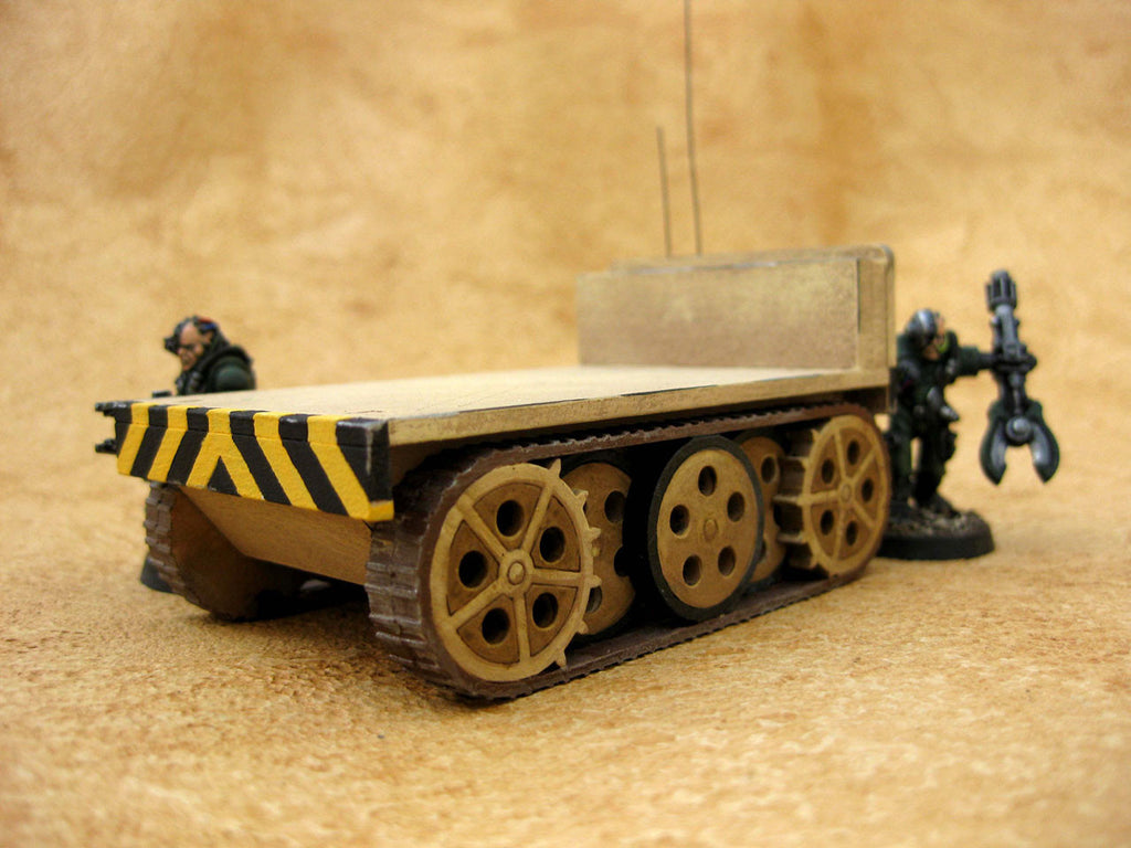 "28mm 1:56 Sci-Fi ""Low Loader"""