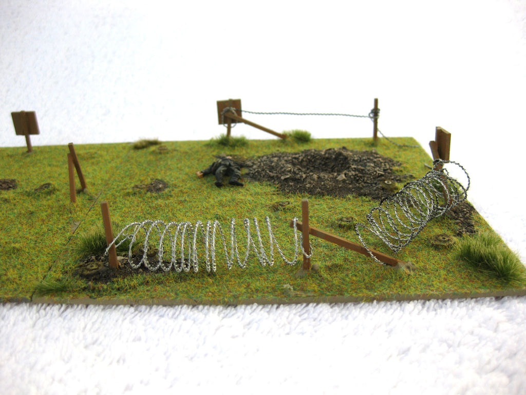 Minefield model of home