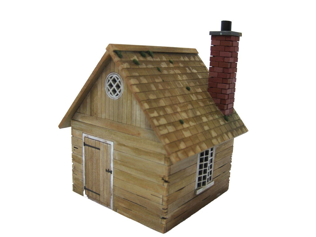 """28mm 1:56 Eastern Front """"Cabin"""""""