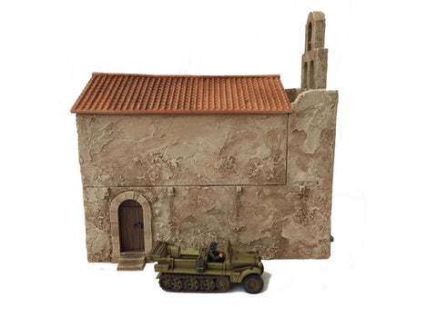 "28mm 1:56 ""Pantile Church"""
