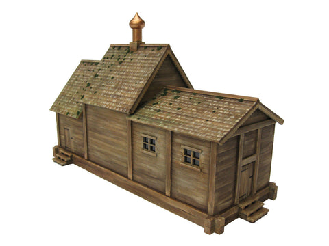 "28mm 1:56 Eastern Front ""Church"""