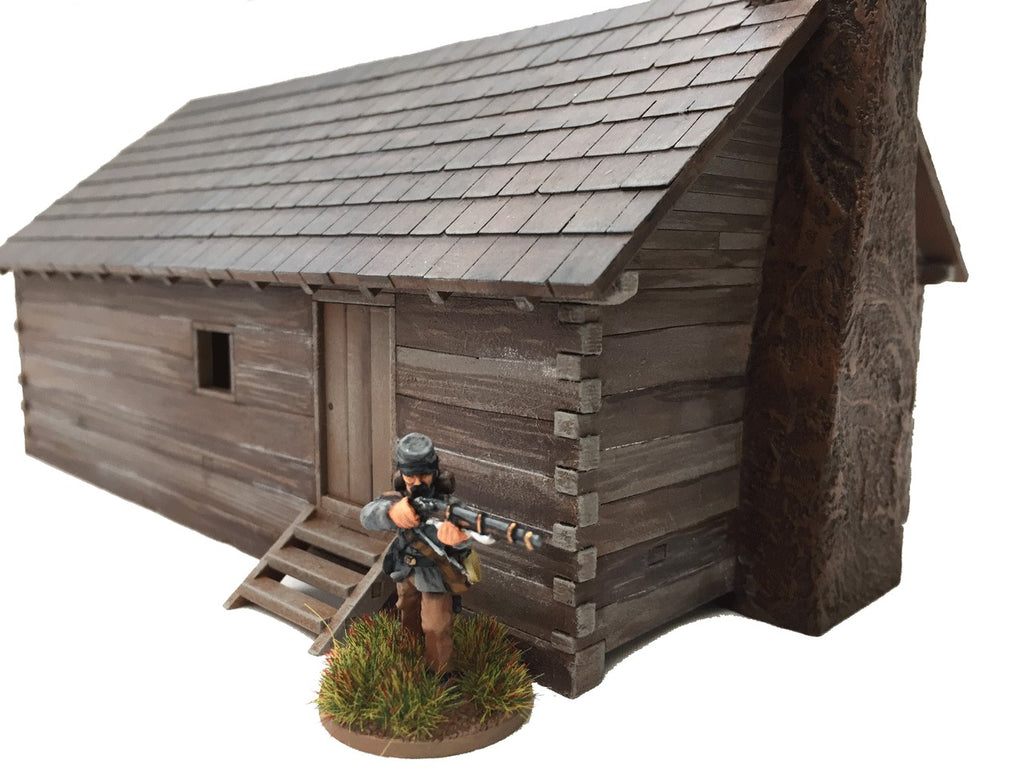 "28mm 1:56 ""Shiloh Church"""