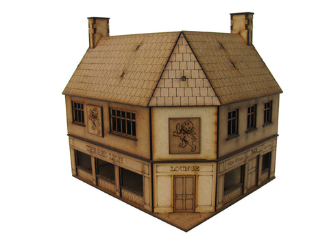 "28mm 1:56  ""The Red Lion Pub"""