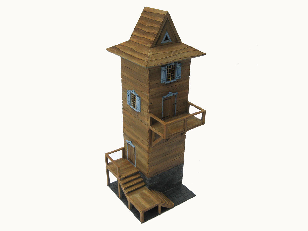 """28mm 1:56 """"Wizard's Tower"""""""