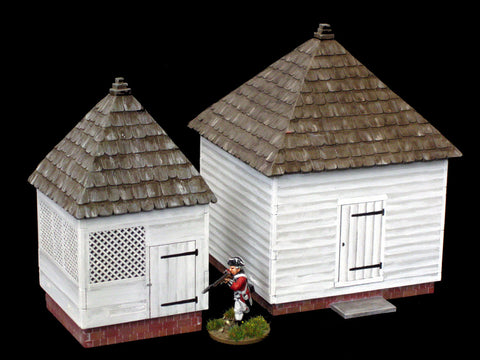 "28mm 1:56 New World ""Smokehouse"""