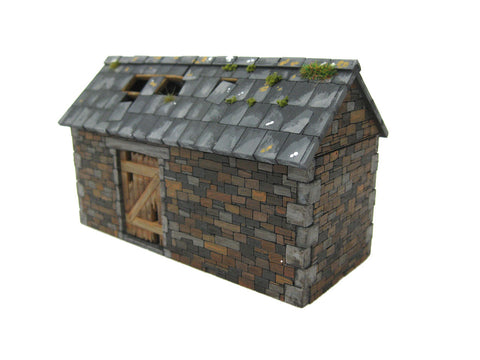 "28mm 1:56 ""Stone Shed"""