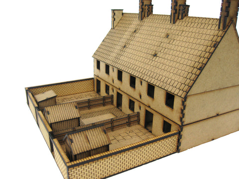 "28mm 1:56 ""The Terrace"" French Version"