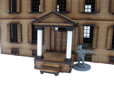 "28mm 1:56 New World ""Tidewater Home"""