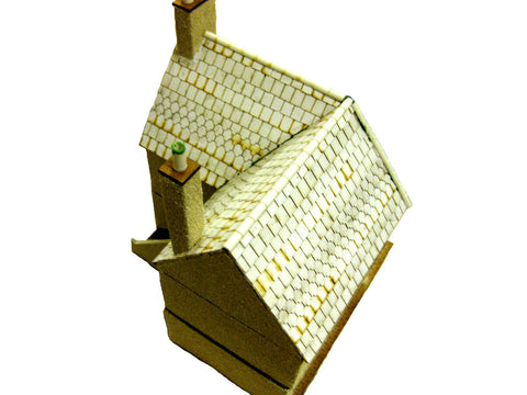 28mm 1:56 Roof Tiles 3