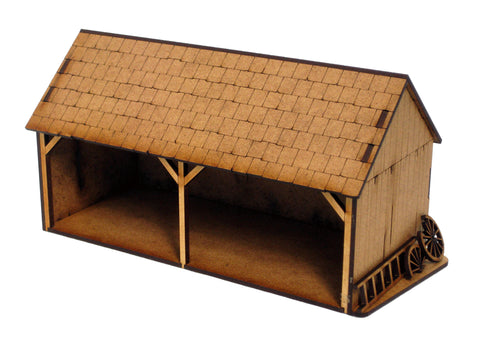 "28mm 1:56 ""Wagon Shed"""