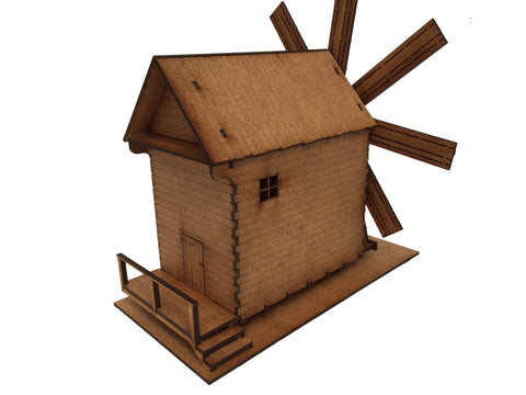 "28mm 1:56 Eastern Front ""Windmill"""