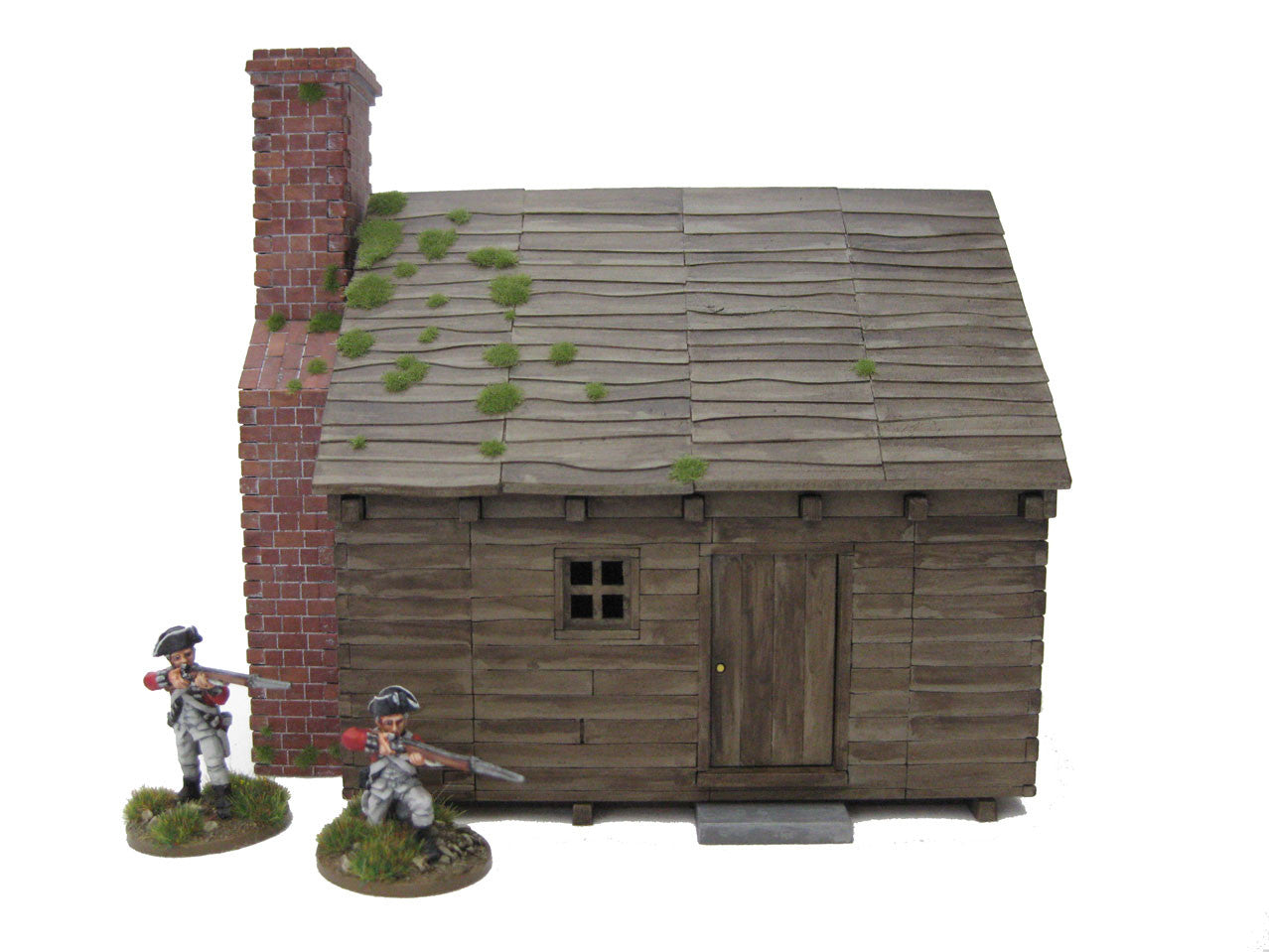 """28mm 1:56 New World """"Workers' House 2"""""""