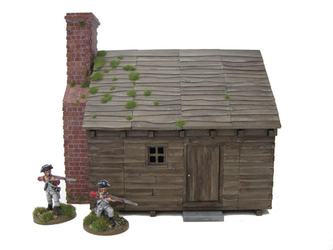 "28mm 1:56 New World ""Workers' House 2"""