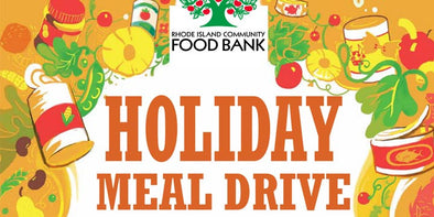Holiday Food Drive in North Providence