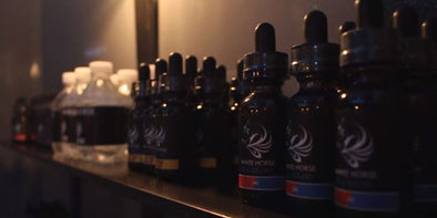 White Horse Cavalry e-Juice Line Launch Party
