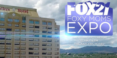 WHV at Foxy Mom's Expo Oct 8