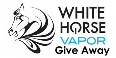 White Horse Vapor – Vape Giveaways
