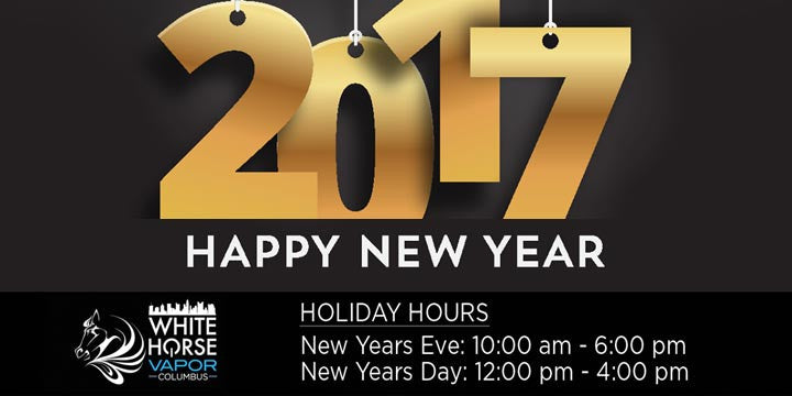 Columbus New Year's Hours