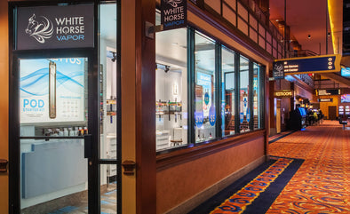 White Horse at Twin River Casino now open!