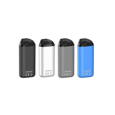 Aspire Minican Kit: Colors - White Horse Vapor