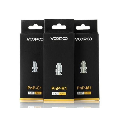 VOOPOO VINCI Replacement Coils (5 Pack) - Vapewh