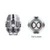 FreeMax Fireluke M TX2 .2 Coils - Single - White Horse Vapor