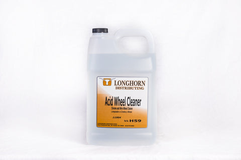 Acid Wheel Cleaner 16 Oz