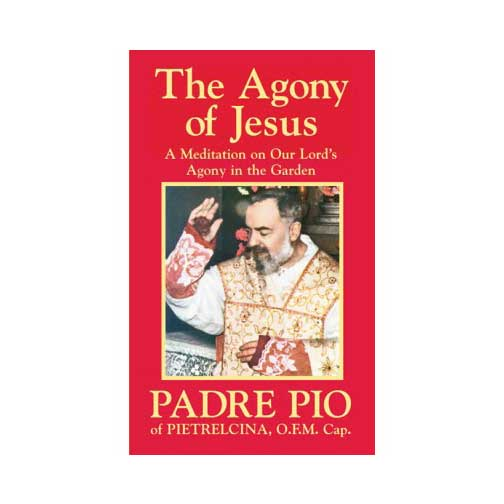 The Agony of Jesus by St. Padre Pio