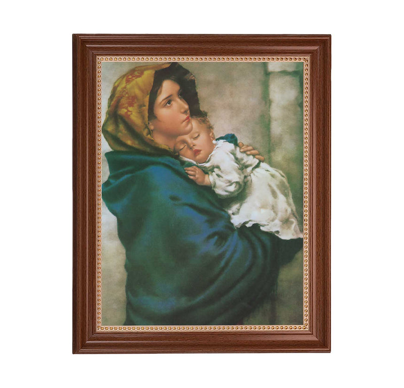 "Madonna of the Street Framed Print - 11"" x 14"" (2 Frame Options)"