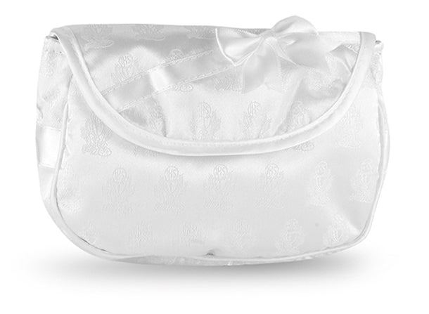 Satin First Communion Purse