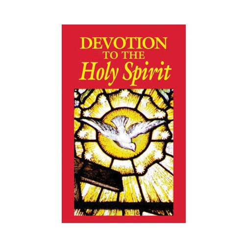 Devotion to the Holy Spirit by the Benedictine Sisters of Perpetual Adoration