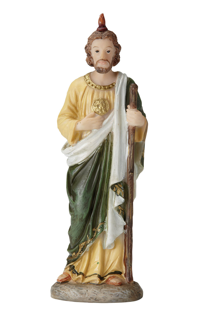 St. Jude Statue - Color - 5.5""