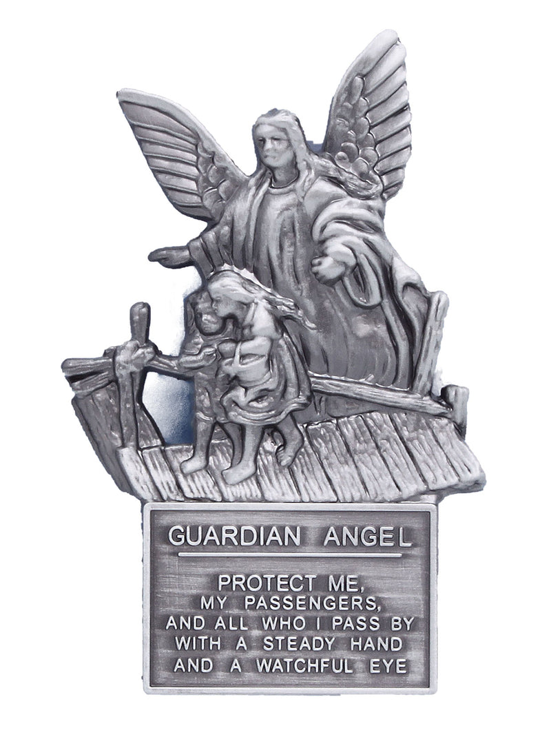 Guardian Angel, Protect Us Visor Clip