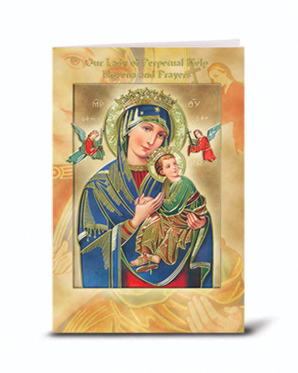 Our Lady of Perpetual Help Novena Book