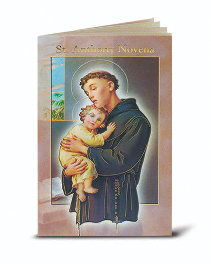 St. Anthony Novena Book