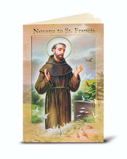 St Francis of Assisi Novena Book