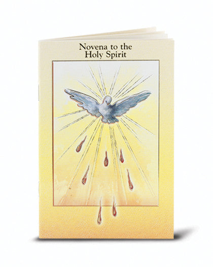 Holy Spirit Novena Book