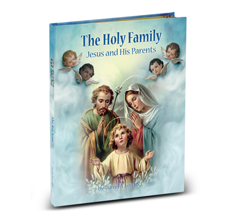 """The Holy Family"" Children's Book"